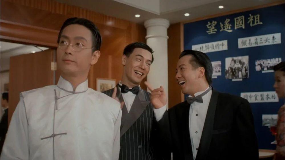 香港电影人97回归前的谢幕,此后再也拍不出这样高水准的港片了!